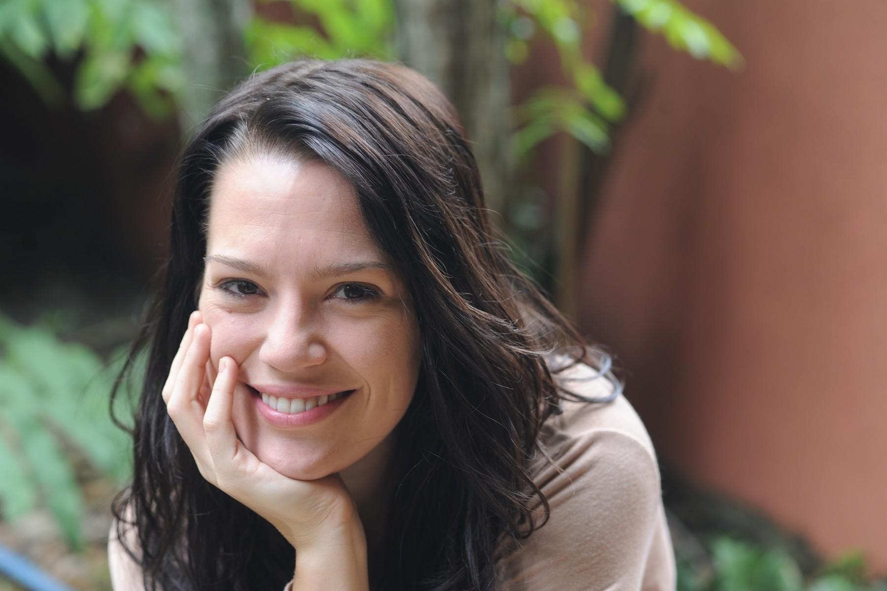 """Natália Lage é Cristiane na série """"Segredos de Justiça"""""""