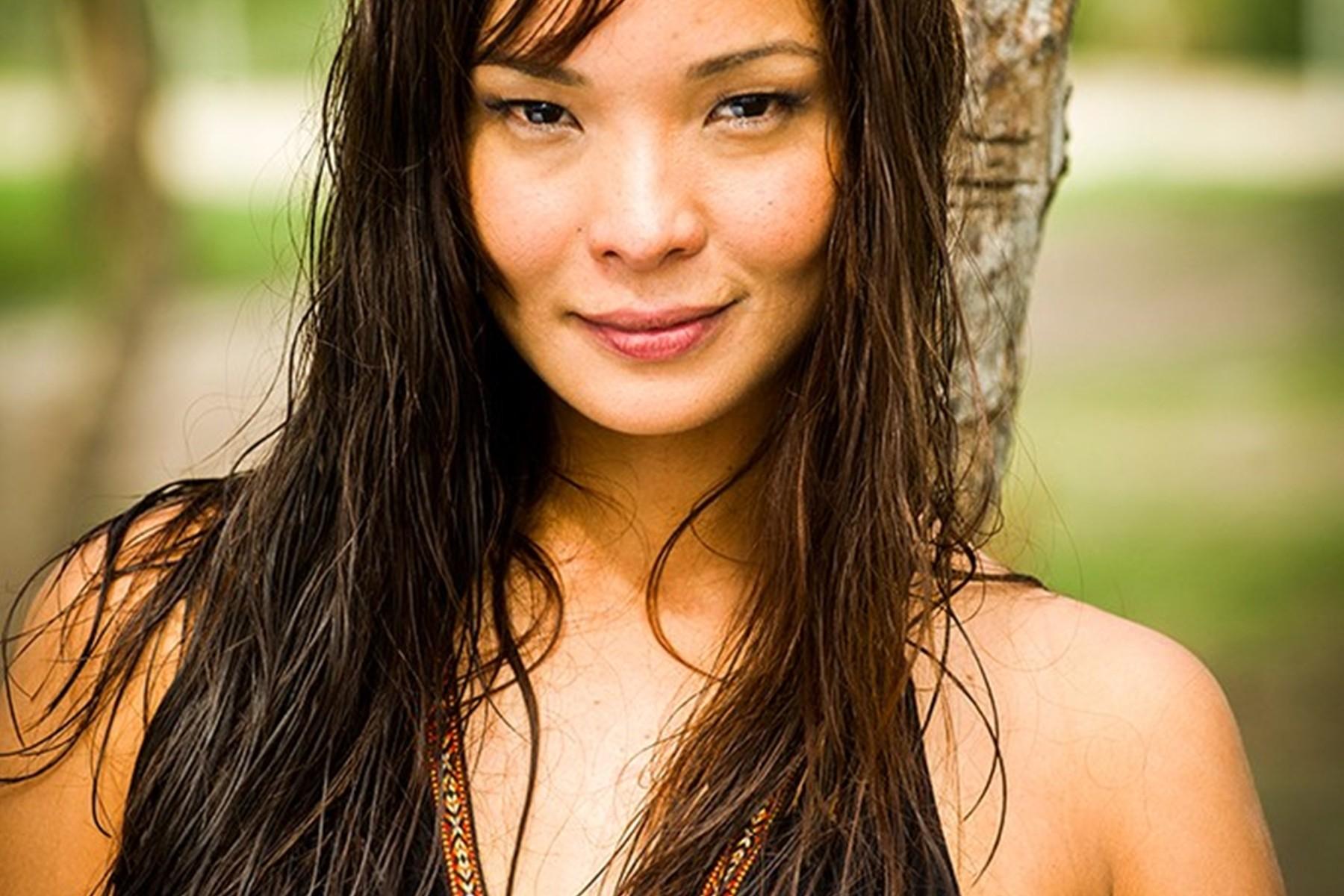 Carol Nakamura nude 893