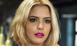 """Júlia Dalavia é escalada para a novela """"Em Nome do Amor"""""""
