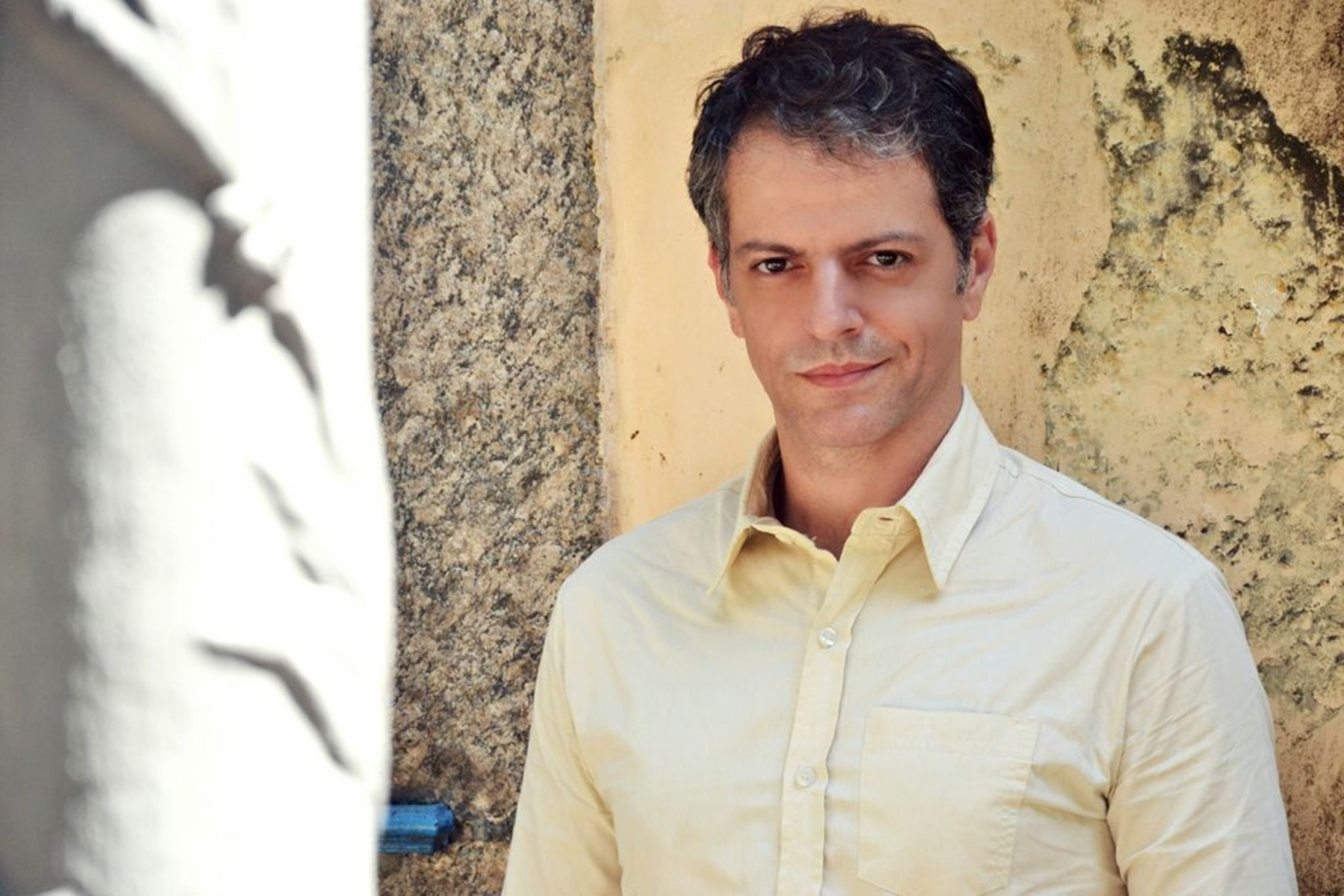 "Marcelo Várzea é Celso na novela ""A Lei do Amor"", nova das 21h"