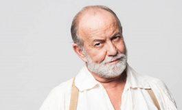 """César Pezzuoli integra o elenco da novela """"O Rico e Lázaro"""""""