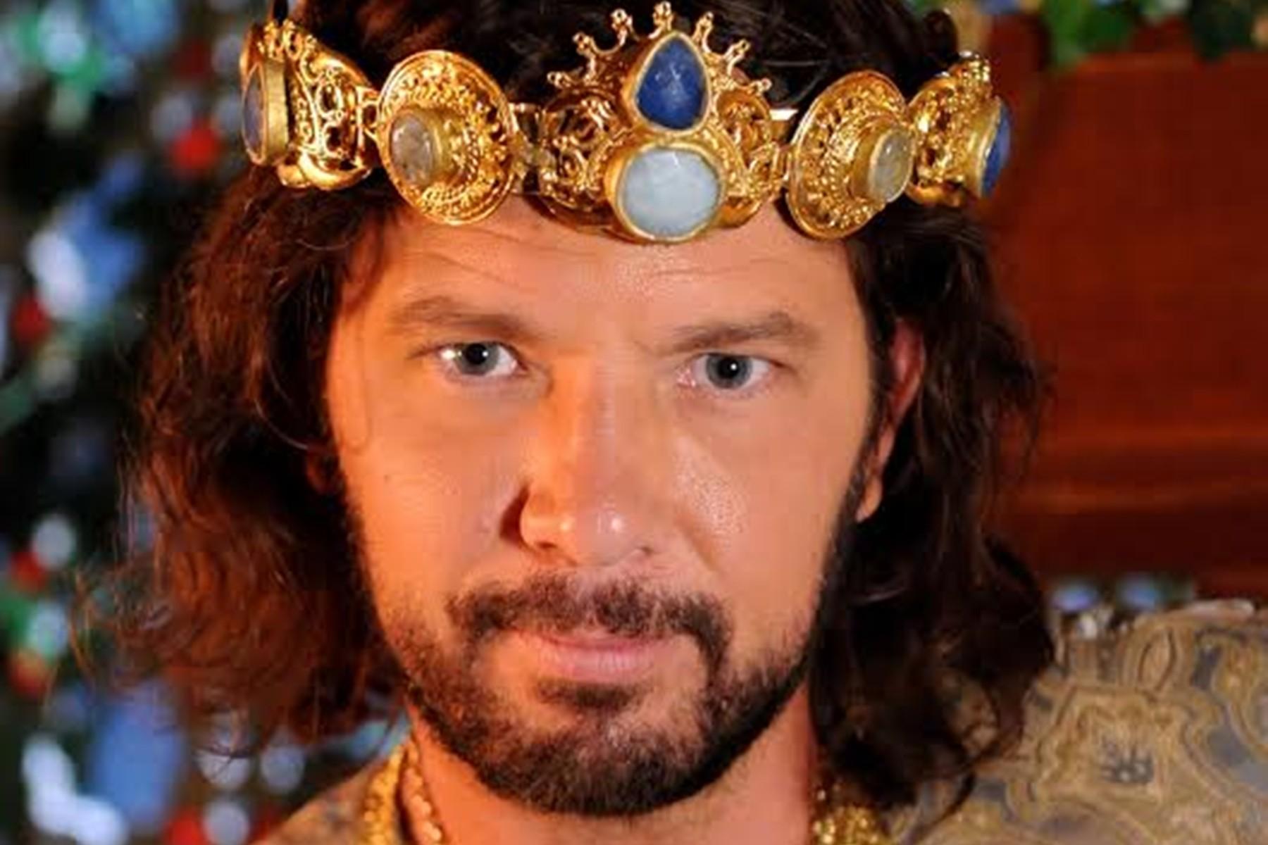"""Mário Frias e Ronan Horta serão reis na novela """"A Terra Prometida"""""""