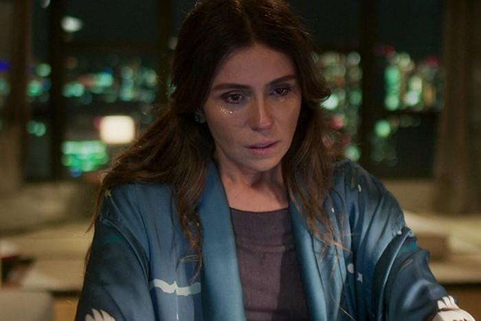 Giovanna Antonelli mostra sua caracterização para nova personagem